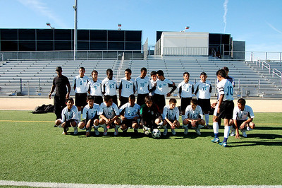 Boy Soccer Team Photos