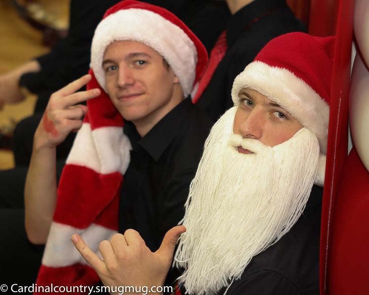 Holiday Concert December 21st 2018
