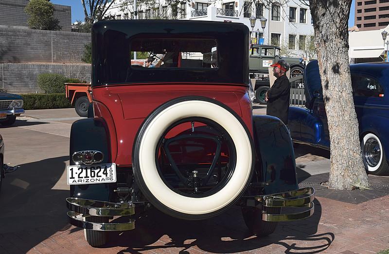 Cadillac 1926 Victoria Coupe rear.JPG