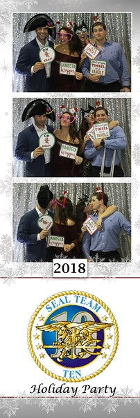 SEAL TEAM 10 HOLIDAY PARTY