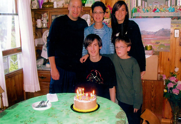 07-08 Alex's 18th birthday