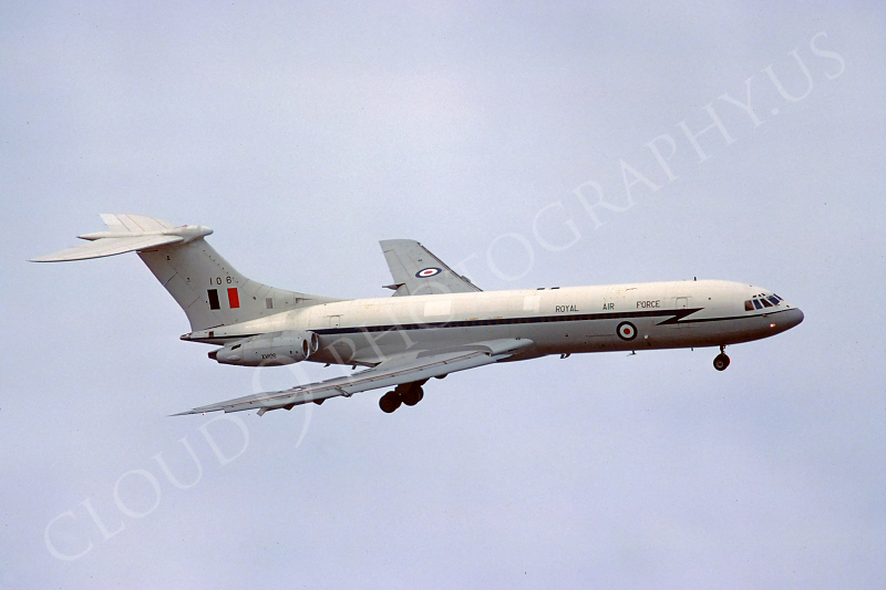 BAC VC10 00004 BAC VC10 British RAF XV106 10 September 1983 by Stephen W D Wolf .JPG