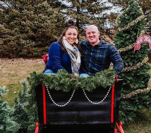 Amber Nass Old sleigh