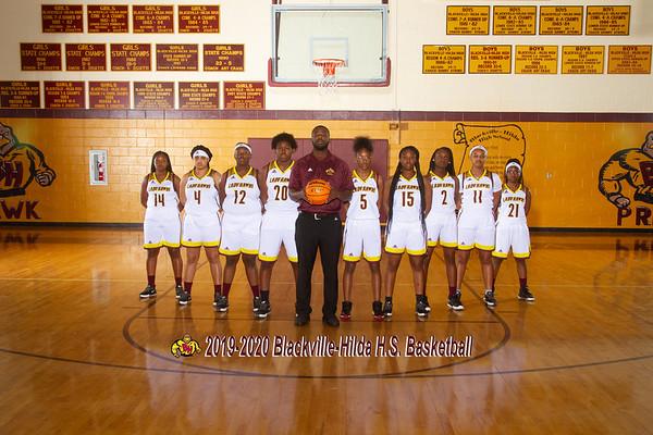 2019-2020 Varsity Girls Basketball