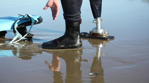 Kyle - Surf Foot