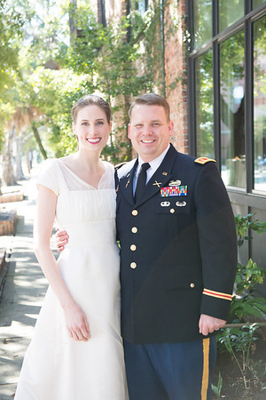 Martha and Whit - Wedding