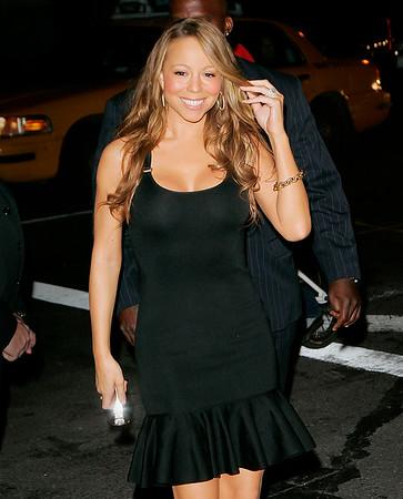 2008-05-16 - Mariah Carey, Christina Aguilera