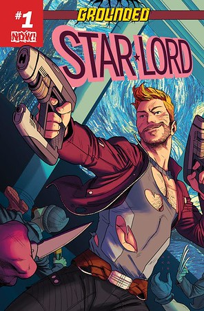 STAR-LORD #1 is Grounded and coming to comic book stores everywhere this December