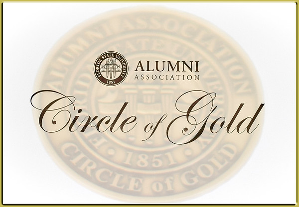 Alumni Association - Circle of Gold - 2014