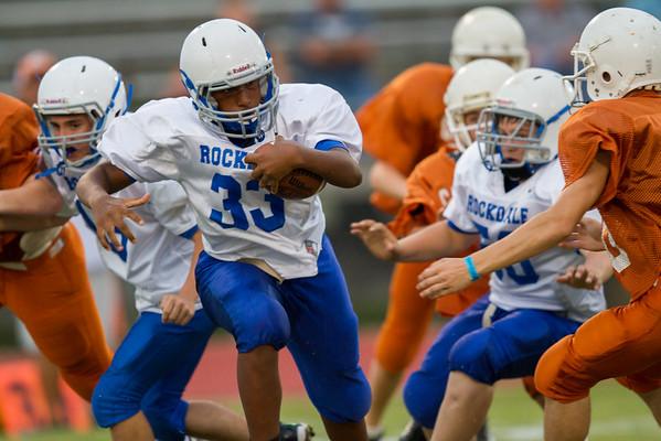Rockdale v Caldwell 8th Grade 9-25-14