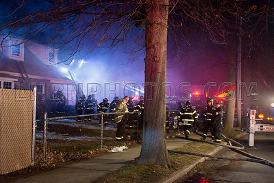Wantagh F.D. House Fire 2220 Seaford Ave 2-17-17