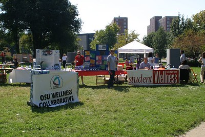 Welcome Week Wellness Fair 2004