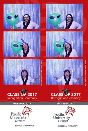 Pacific University - School of Pharmacy 2017