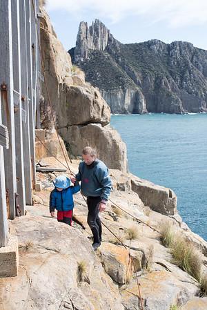 Fortescue and Tasman Island