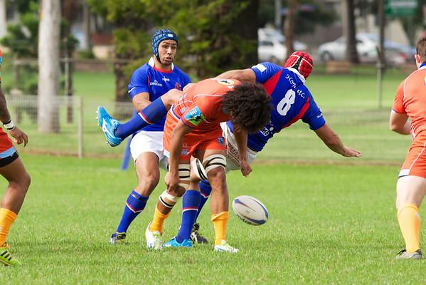 MSS Week 2 Manly vs Parramatta
