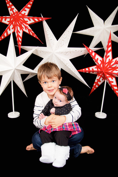 Bryon and Ellie - Christmas