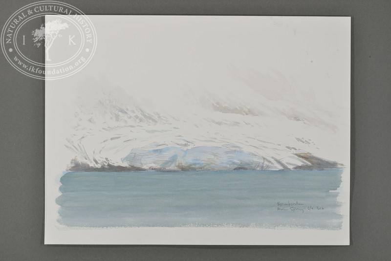 Bjørnfjorden, Svalbard | 6.9.2016. | Måns Sjöberg.
