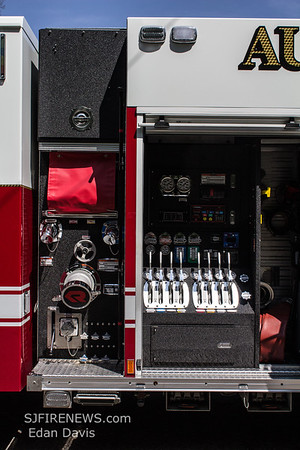 05/18/2019, Aura Fire Dept. Gloucester County NJ, Housing of Rescue Engine 3918