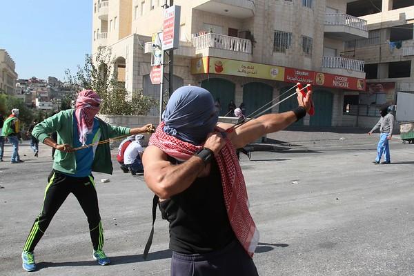 2015-10-16 Tensions mount between Palestine and Israel