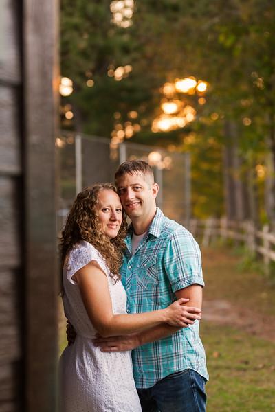 Brad & Nicole EShoot