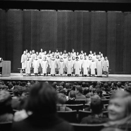 M-93 MU Choir & Al Plapp Portrait