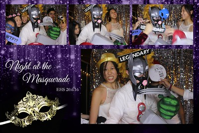 Night of the Masquerade 20th Jun 2016