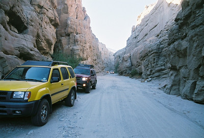 Sandstone Canyon - Nov 2006