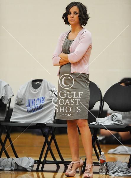 2009-09-15 Volleyball Girl JV LCSA @ SJS