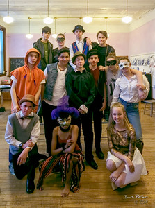 2018-05-11 - 8th Grade Fashion Show