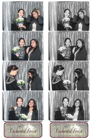 2015 Immanuel High School Winter Formal - The Photo Booth Strips
