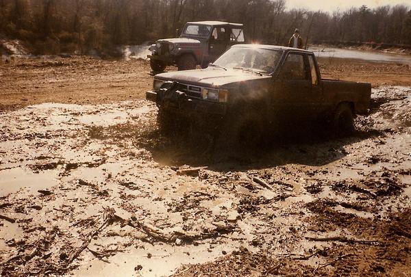 Pearl River January 1985