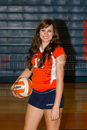 Girls Varsity Volleyball #12 - 2014