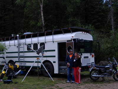 July 26, 2007: Navajo National Monument (AZ), Sipapu (NM), and Cripple Creek, Colorado