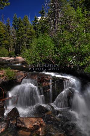 Sierra Waterfalls
