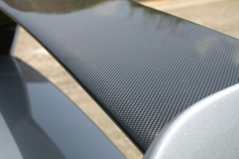 Carbon fiber is so pretty