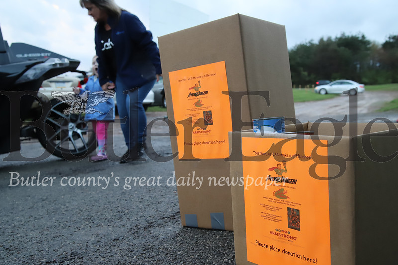 Canned food drive story
