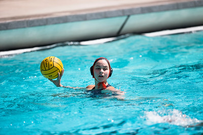Women's Water Polo vs Cal Lutheran (03/09/2019)