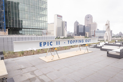 KDC Epic II Topping Out