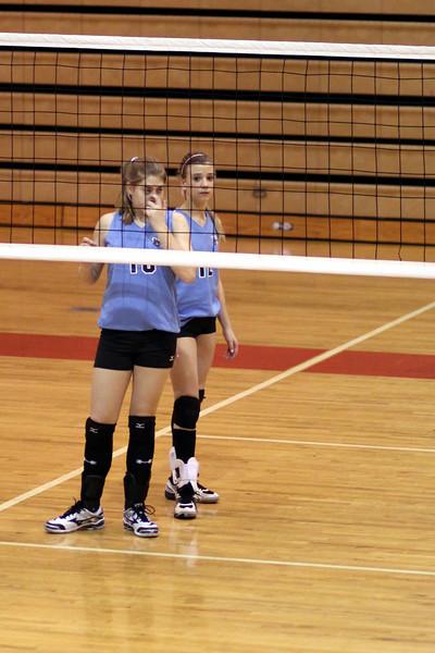 20091219 Jingle Bell Slam - Match 2 - Lightning vs Thunder