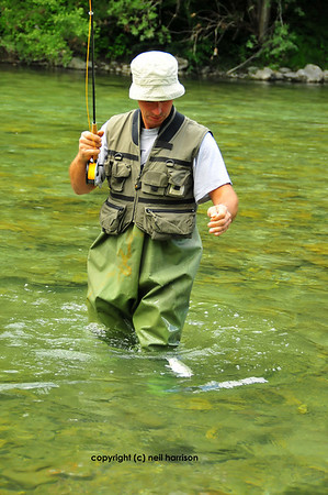 Fly fishing  (open)