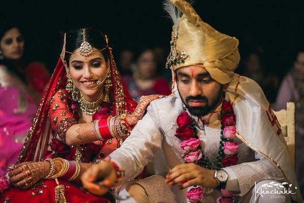 Himanshu & Surbhi Wedding
