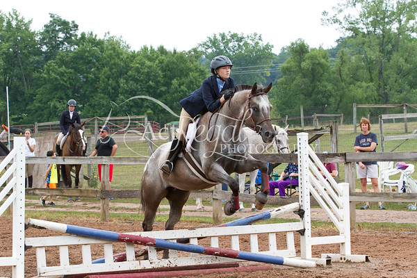 DeCarli Equestrian Center Summer Sizzler H/J Show 7/31/2016