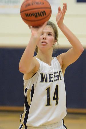 Union vs, WA Girls HS Basketball