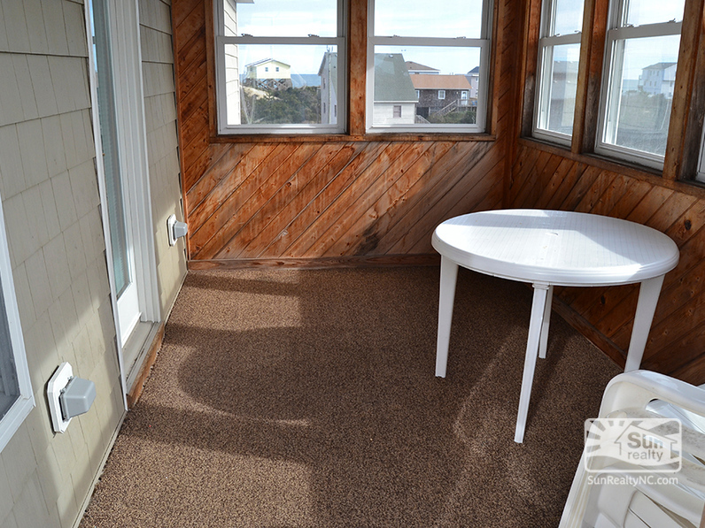 Sun Room with Ocean Views