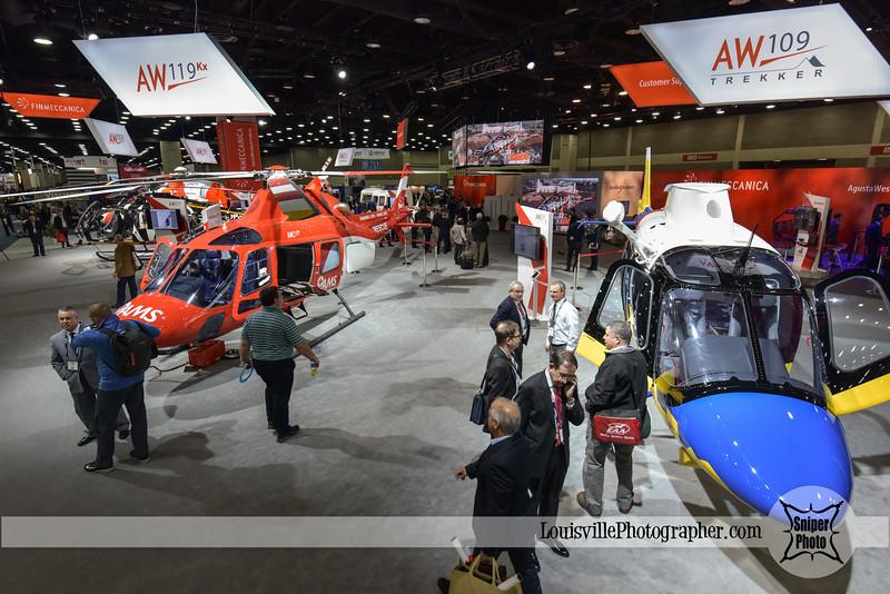 Louisville Trade Show Photographer - HAI Heli Expo - Finmeccanica-14.jpg