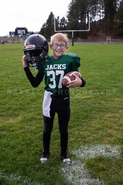 St. Maries Lumberjack Youth Football