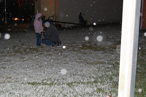 SNOW Dec.10, 2008