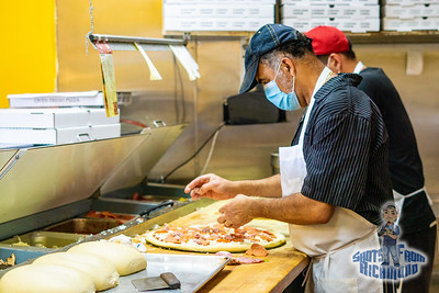 SF Pizza Richmond, California June 2020