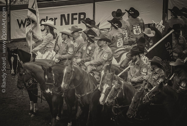 Rodeo - National Finals 2016 - Round 3