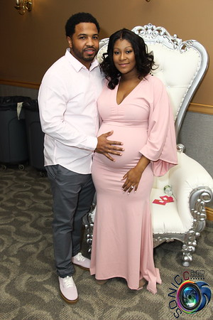 NOVEMBER 18TH, 2018: ROCHELLE & DERRELL'S BABY SHOWER